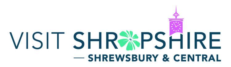 Visit Shropshire Shrewsbury & Central logo