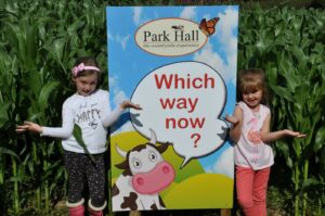 Kids Activities at Park Hall Farm
