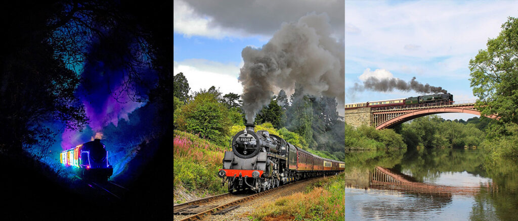 Events and things to do at Severn Valley Railway