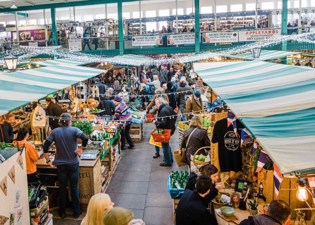 its free to explore shrewsbury market hall