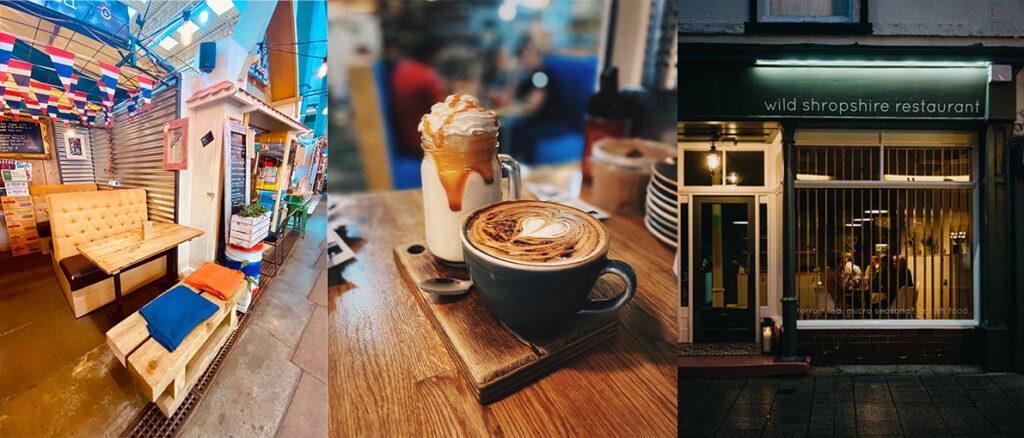 Explore Shropshire's food scene this autumn