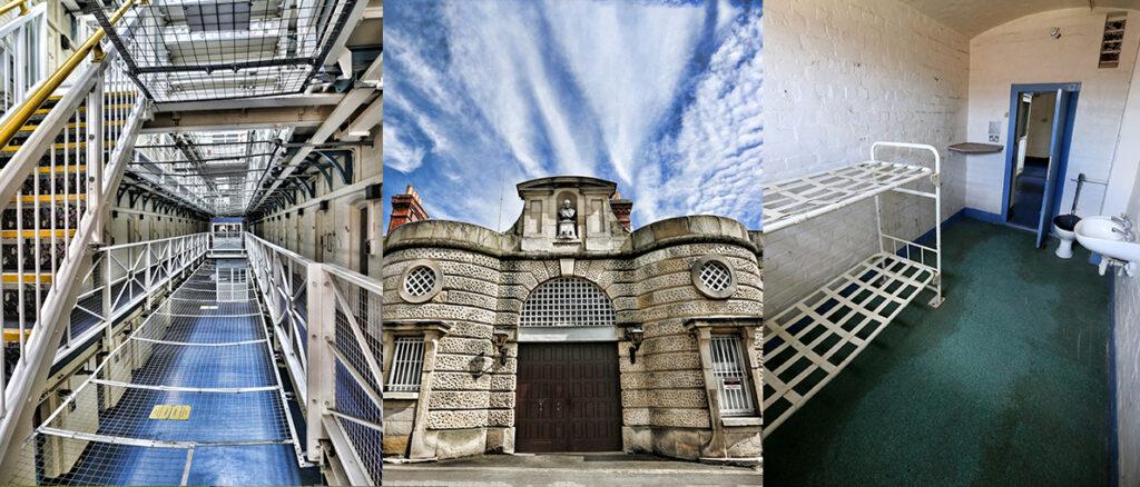 Gift vouchers at Shrewsbury Prison