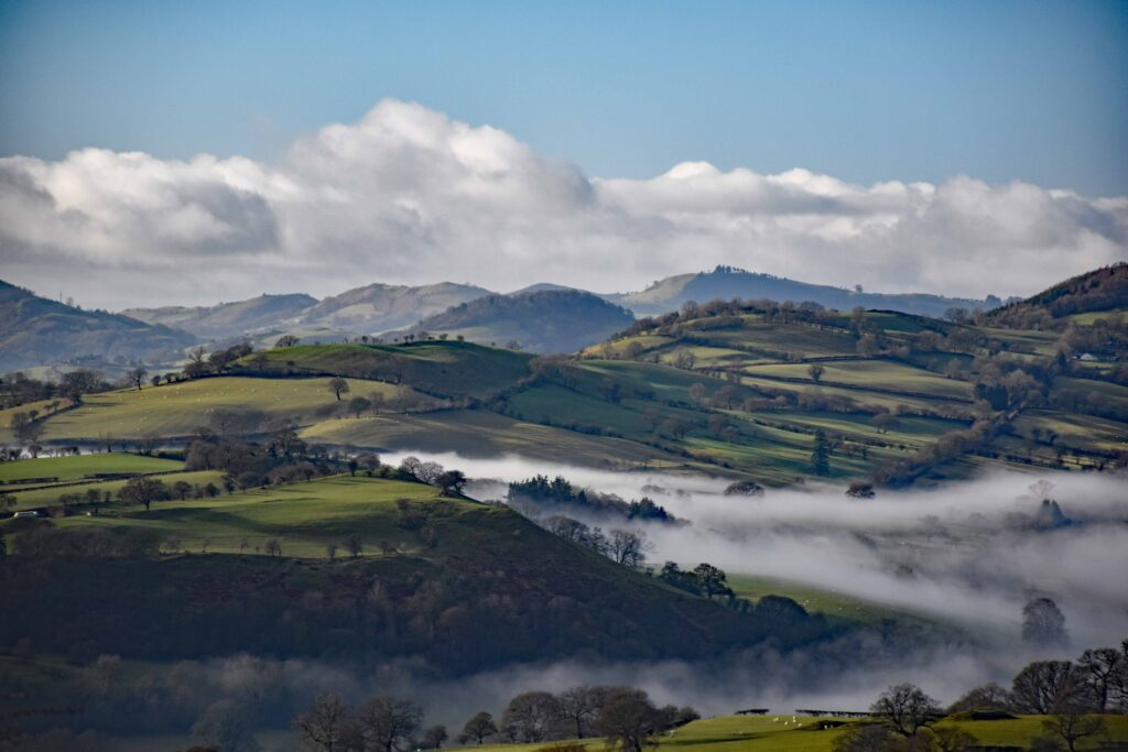 Take on Shropshire's peaks for a micro adventure