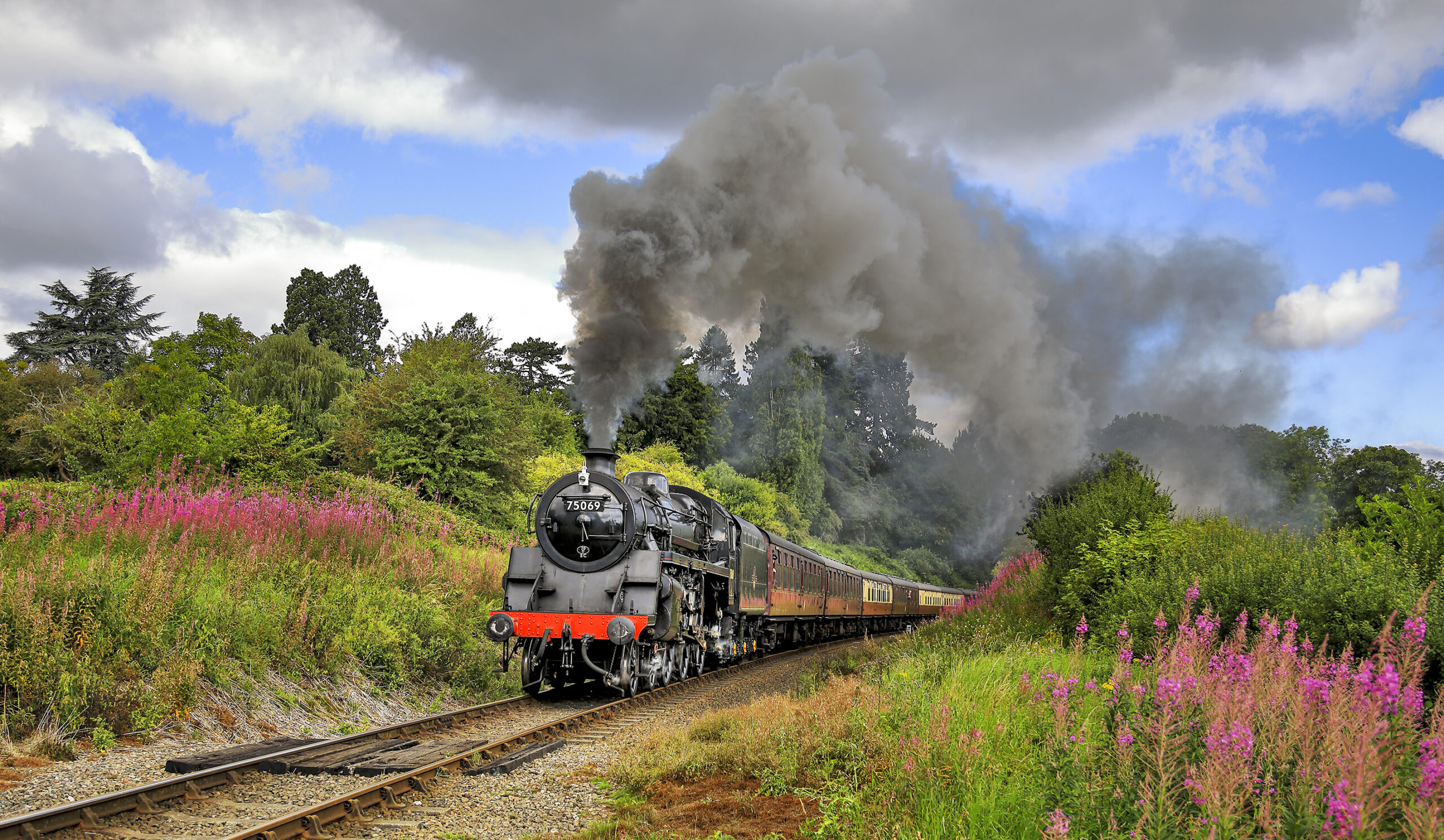 The Ultimate Summer Bucket List in Shropshire