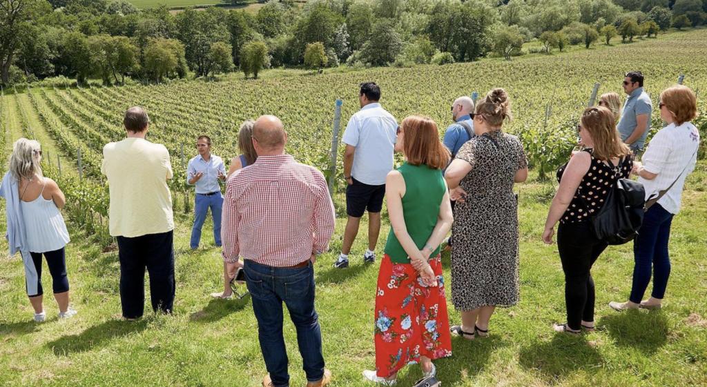 Wine tasting Shropshire experiences